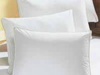 Feather Pillow<br> by Twin Ducks