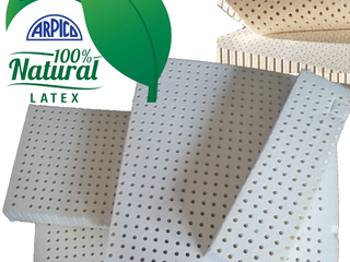 Arpico Latex <br>Mattress & Toppers