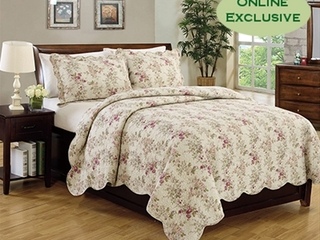 Flora Quilt <br>by Cotton On