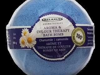 Colour Therapy <br> Bath Bomb