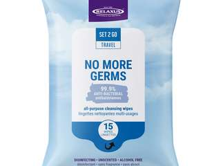 Antibacterial Wipes By Relaxus