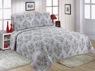 Lavender Quilt <br>by Peace Arch