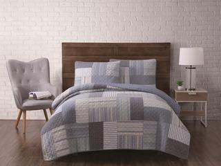 Madison Blue Quilt <br>by Peace Arch