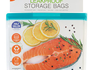 Leak Proof Food <br> Storage Bag