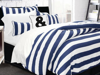Ahoy Blue Bedding <br>by Alamode