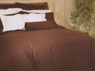 Bark Chocolate Bedding by Cuddle Down