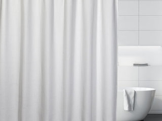 Belgian <br>Shower Curtain