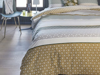 Champagne Bedding <br>by Jo&Me