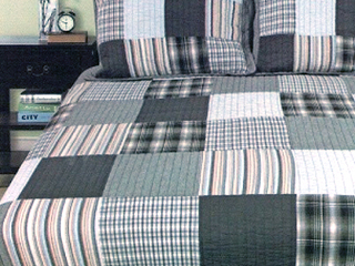 Checkmate Quilt <br>by Peace Arch