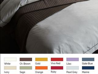 Concierge White Bedding by Revelle
