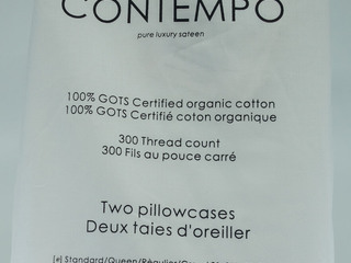 Organic Bedding by Contempo
