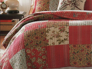 Copper Creek Quilt <br>by Peace Arch