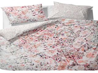 Coral Pixel Bedding <br>by Esprit