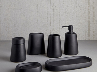 Crater Accessories Black