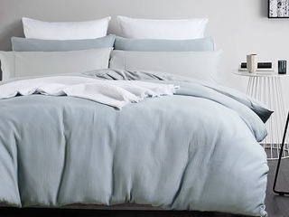 Dover Grey Matelasse Bedding by Daniadown