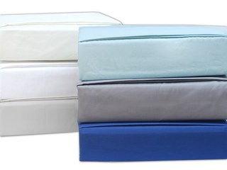 Poly/Cotton Easy Care Sheets by Daniadown