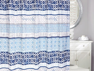 Elliott <br>Shower Curtain