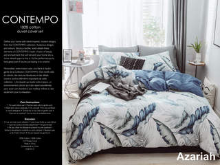 Azariah Bedding by Contempo