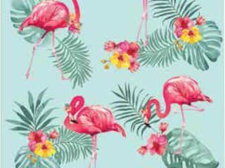 Garden Party Beach Towels