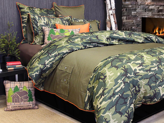 Glenroy Bedding <br>by Alamode