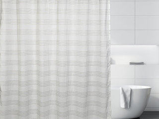 Gossamer <br>Shower Curtain