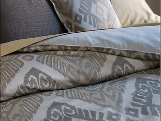 Ikat Bedding <br>by Revelle