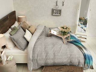 Industrial Grey Bedding <br>by Jo&Me