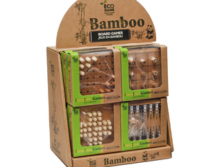 Bamboo Board Games
