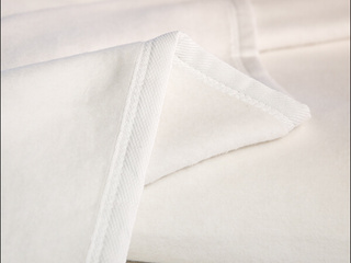 La Suite Cotton Fleece Blanket