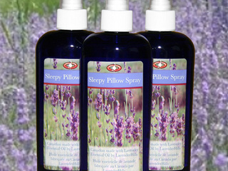 Sleepy Pillow <br>Lavender Spray