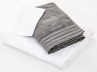 Heart Towels <br>by Riviera Maison