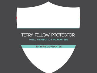 Proguard Terry <br>Pillow Protector