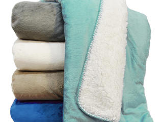 Sherpini <br>Blankets & Throws