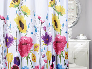 Wildflowers <br>Shower Curtain