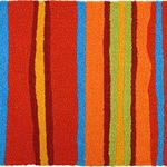 Fiesta Stripes Jelly Bean Rug