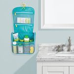 Aspen Hanging Toiletry Bag by Interdesign