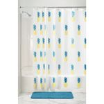 Pineapple Shower Curtain by Interdesign