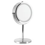 LED Vanity Mirror by Interdesign