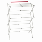 Brezio 3-Tier Laundry Drying Rack by Interdesign