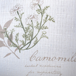 Camomile Shower Curtain