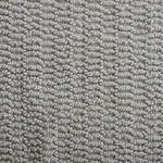 Grey Cotton Rug by Moda at Home