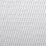 White Cotton Rug by Moda at Home