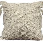 Ivory Coachelle Cushions by Alamode Home