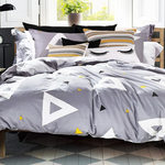 Dalston Duvet Cover Set Pillowcase by Alamode Home