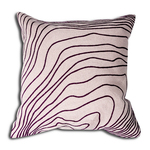Pink Aisen Cushion by Alamode Home