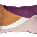 Merlot Bergen Cushion by Alamode Home