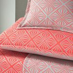Diamonti Red Bedding by Revelle