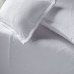 Diamonti White Bedding by Revelle