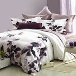 Fresco Duvet Cover Set with Pillowcase by Daniadown