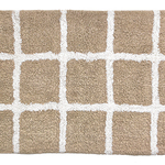 Taupe Hopscotch Rug by Moda